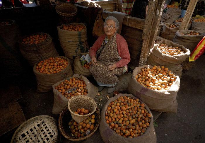 SHILLONG MARKET Bazaar Betel Nuts Food Freshness Lady Market