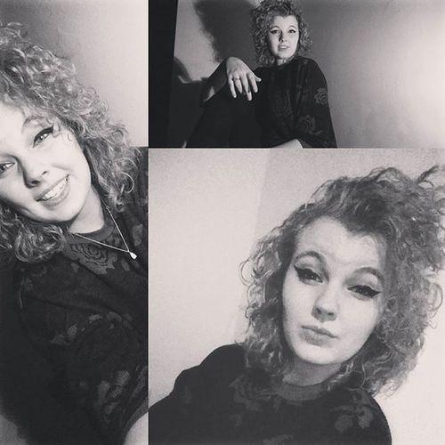 💀💕 Selfie Blackandwhite Bored Picture Tired Love Selfiesonselfies Offday WhenBoredomStrikes Cute Wingsonfleek