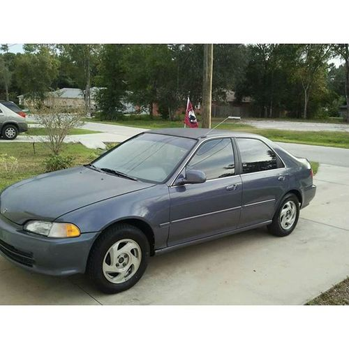 The old ride, 95' Civic. ⏳ TBT  Throwbackthursday  @top.tags Toptags Throwbackthursdays tbts throwback tb instatbt instatb reminisce reminiscing backintheday photooftheday back memories instamemory miss old instamoment instagood throwbackthursdayy throwbackthursdayyy