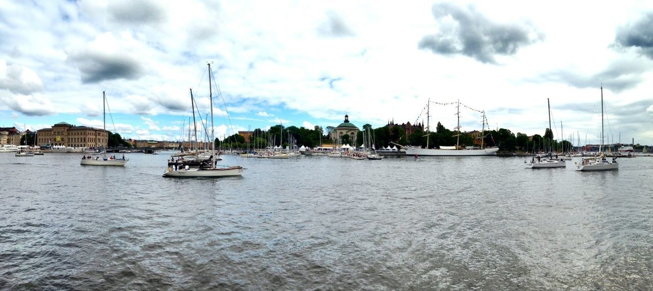 Going Sailing Great Atmosphere Enjoying The Sights ÅF Race