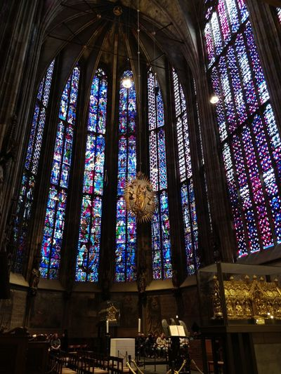 EyeEm Cathedral Germany🇩🇪 Taking Photos ❤ Place Of Worship Enjoying Life Eyeemphotography History Stained Glass Religion Place Of Worship Travel Destinations Tourism