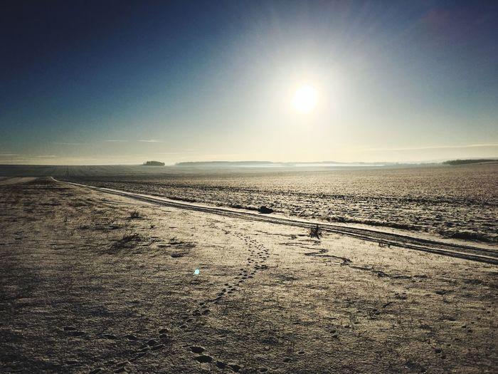 Winter snowfoots First Eyeem Photo