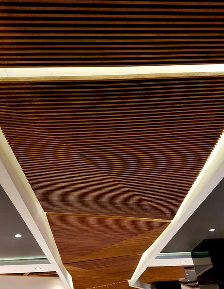No People Close-up Indoors  Day Architecture Design Pattern Wood Decoration Minimalist Architecture