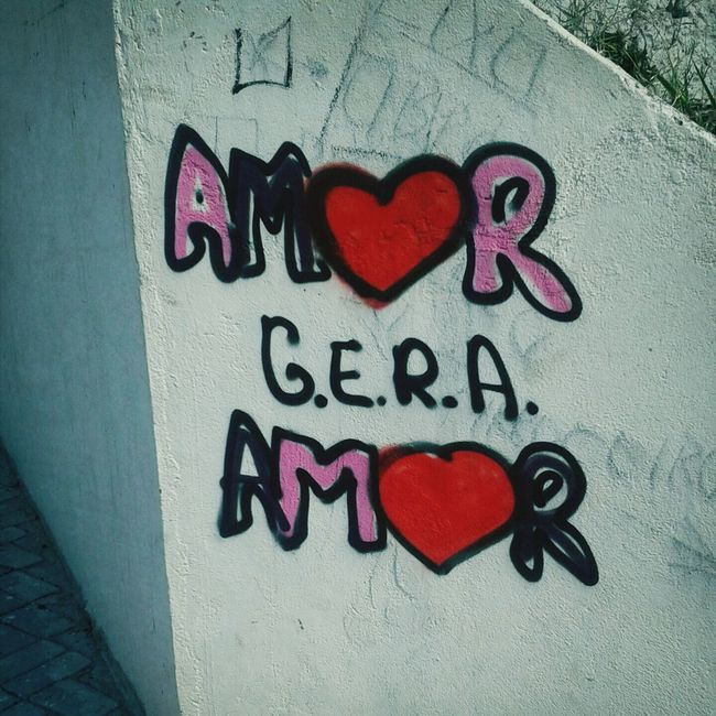 Taubaté Amor Grafite
