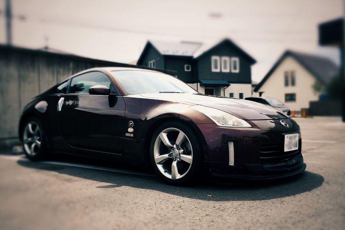 やっぱり楽しいんだよな、コイツ。 Nissan FairladyZ Z33 Premium Mistic Maroon