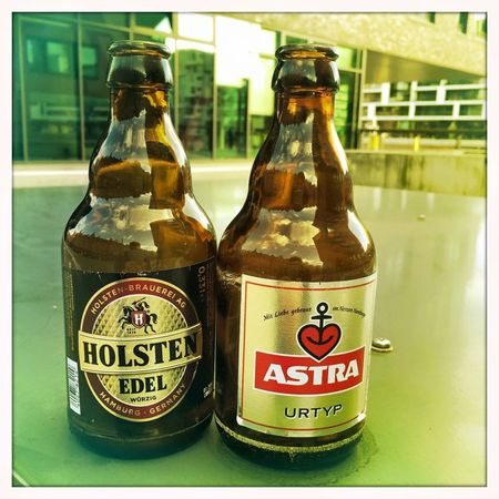 Bier Beer Holsten Astra Beer Hamburger