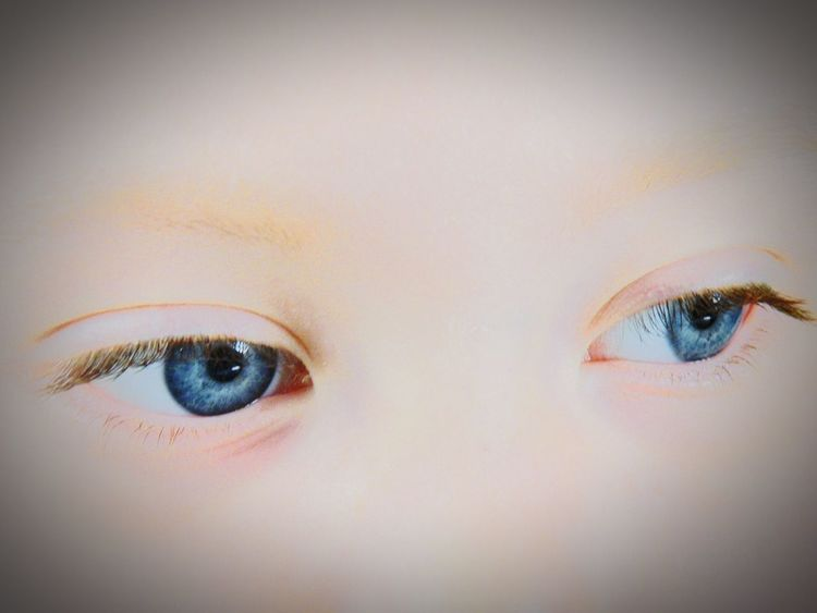 Natural Beauty Augen Eyes Blick Wimpern Two Is Better Than One