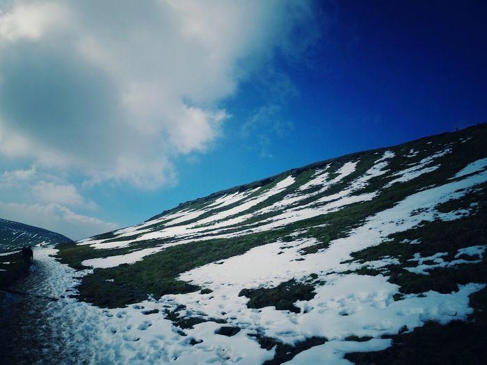 Snowy Corn Du, Brecon Snow Snowy Days... Snowy Mountains Corn Du Brecon Beacons Brecon Beacons National Park Mountains Mountain Wales Gopro Whitewall