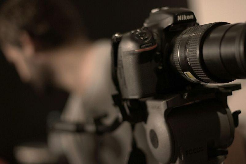 En plein Tournage! I Love My Job! Nikon Filmmaker Cinematography Shooting Macro Beautiful AuTop!