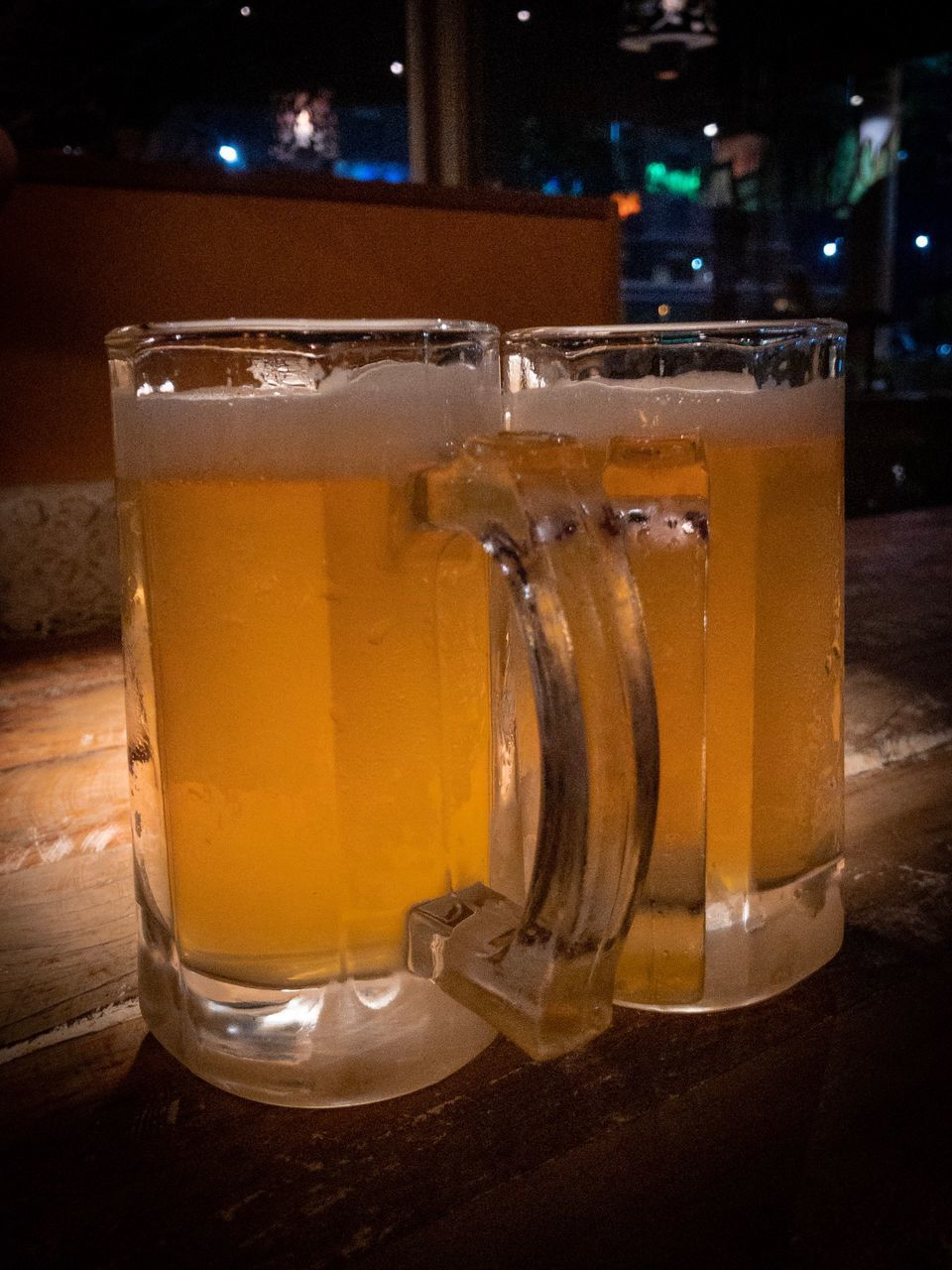 refreshment, drink, food and drink, glass, table, household equipment, drinking glass, close-up, beer, alcohol, freshness, still life, no people, beer glass, indoors, transparent, beer - alcohol, glass - material, food, frothy drink, froth