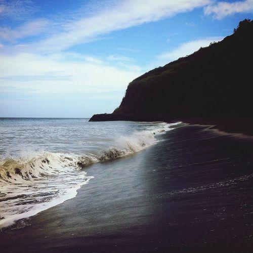 Beach Sea Waves Landscape ?☀️
