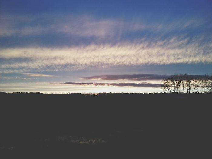 Sonnenunter?