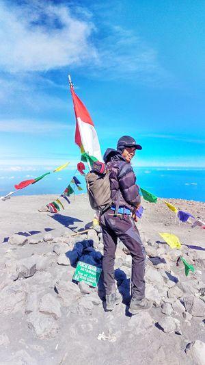 Summit Mount Mahameru Breathing Space PhonePhotography EyeEmNewHere Scenics Nature Mahameru Peak INDONESIA Travel Destinations