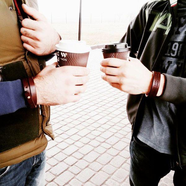 Find your bracelet brother🙈 Trip to Lviv. The beginning☕ умужчинрукикрасивее Papercup Lviving Lviv львов Morningcoffee Truemen Finch Bracelets True Coffee Brown WOG Manhands Hands Finchcraft Trip стаканчик кофе Beginning Lvivblog Lvivgram Finchworkshop Printl_cup