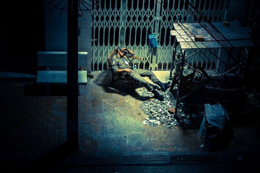 Night Night, Sleep Tight Rest Easy, Cambodia. Cambodia Night Nightphotography Sleep EyeEm Gallery Showcase June A Bird's Eye View The Street Photographer - 2017 EyeEm Awards