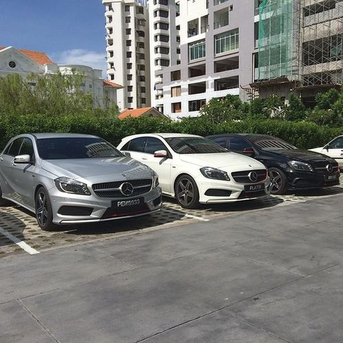TT with Penangite A Class Club Member's Malaysia at Macalister Mansion, Penang. Thanks a lot bro @jacklim778 and bro Jeff for the meals and times. Mercedes Mercedesbenz Aclass W176 A250 Sport engineered by AMG AclubMalaysia MBSHOOTOUT ClubAKlasse ig_mbenz