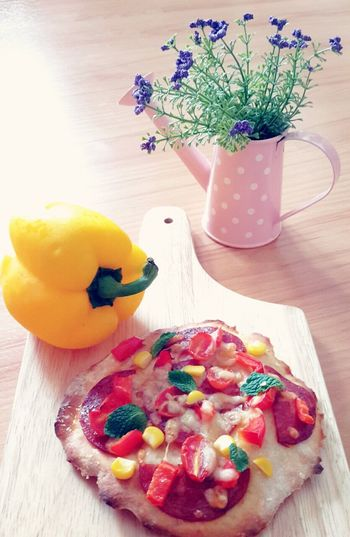 Homemade Pizza ^^ Relaxing