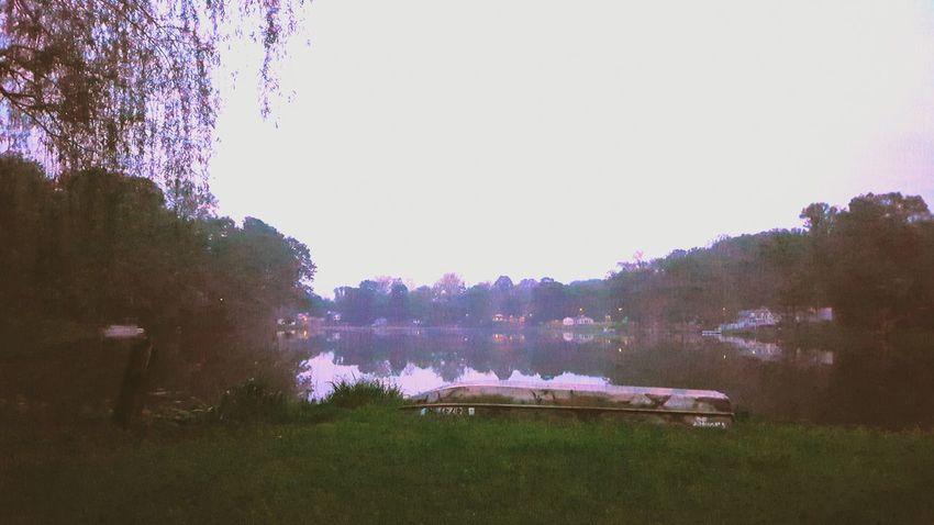 Morning Mornings Lakehouse Foggy Morning Fog Dadsboat Enjoying Life Indiana Lakelife Springtime Fishingboat Nature Water