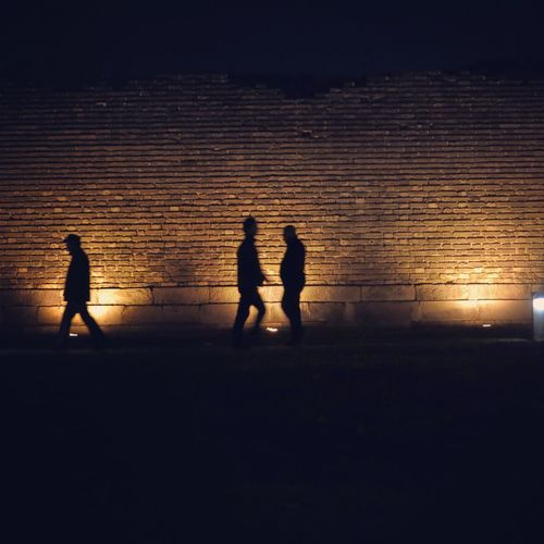 夜•明城墙遗址公园 Beijing Beautiful We Are Photography, We Are EyeEm Evening