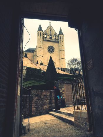Passing by EyeEmNewHere EyeEm Best Shots Architecture Built Structure Place Of Worship Building Exterior Religion Spirituality History Travel Destinations Ancient Tourism Day Ancient Civilization Outdoors Low Angle View Clock Sky