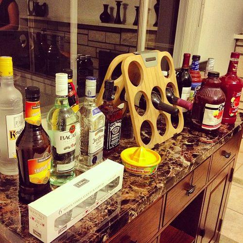 Dads Little Bar ?? ?????? Brandnew Liquor Ohmygawsh Thirsty  newbottles bottles drank