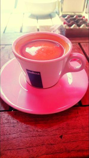Enjoying Life last coffee That's Me