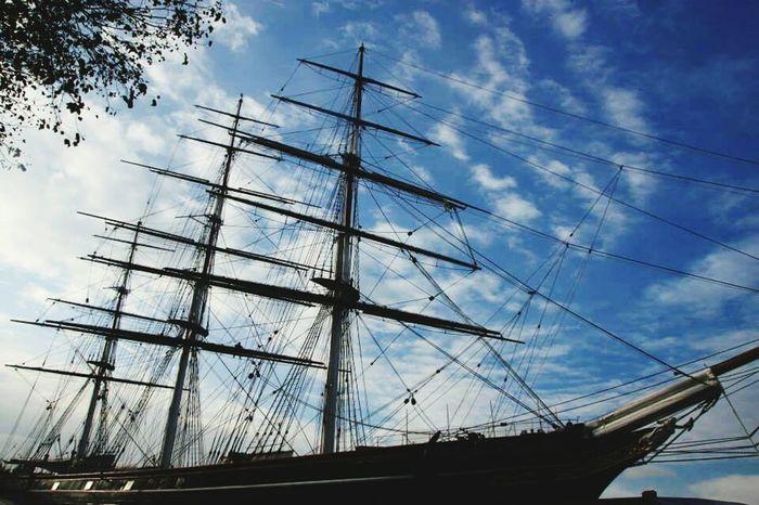 Cutty Sark , London LONDON❤ London Cutty Sark Greenwich.  Cutty Sark Ships United Kingdom EyeEm Best Shots