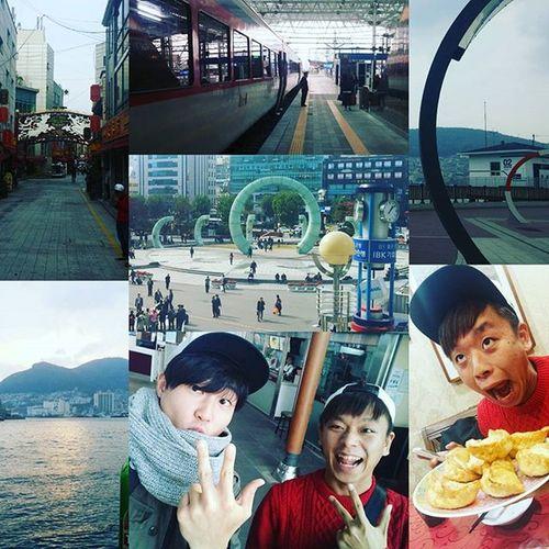 そういや釜山に若干行ってたのでほんとに気分転換がてらに写真整理(笑)また行かなきゃなんだよな。思ったより釜山見てない気がする。ぶっちゃけメインじゃなかったしな~。今度また行こう。 韓国 Korea 한국 釜山 부산 Busan 旅 旅行 海 中華 夜の 中華街 マジで 怖かった オールドボーイ 올드보이 군만두 美味しかった 汽車旅行 かっぱ ハゲ いいやつ かっぱなのに 海 塩水はつらそう 若者よ若いうちに愉しむべし