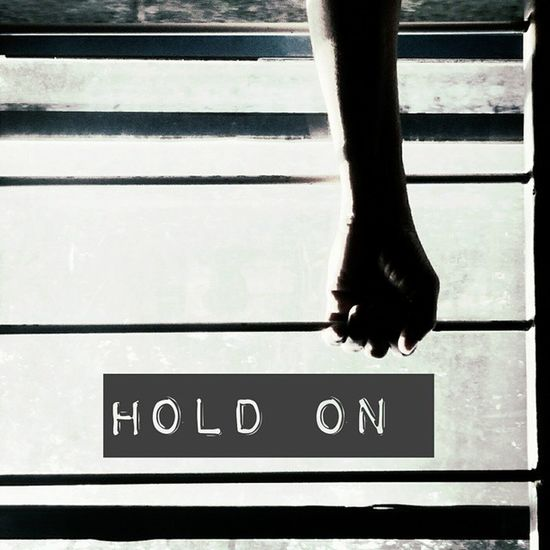 :: Hold On :: Bw Blackandwhite Blackandwhitephotography Hand Window Metro Chennai Up Down Confidence  WILLPOWER Motivation Instagood Instapic