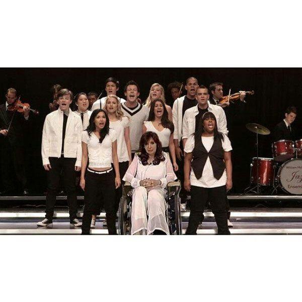 Se viene la nueva temporada de Glee Argentina Bsas CFK WhellChair Humor Igrs IgrsArgentina IgrsBsAs picoftheday TagsForLike