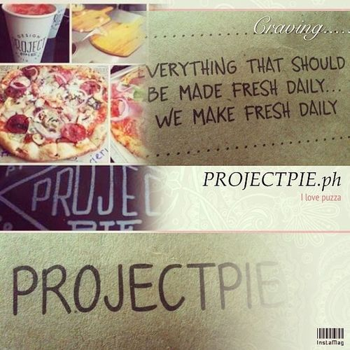 I want... again.. :( Pizza Foodporn Projectpie .ph Instafood iwant for breakfast iphonesia hashtag InstaMag-MobileApp @fotorus_official