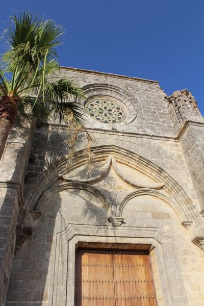 Iglesia Architecture Low Angle View History Travel Destinations
