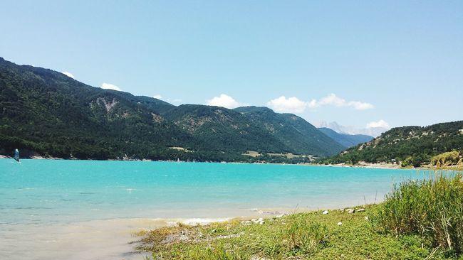 Lake Beautiful Day