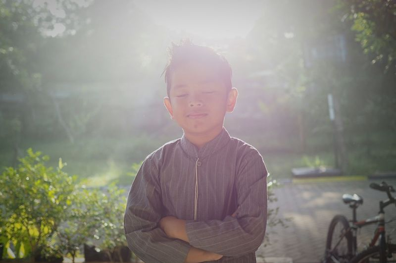 Close your eyes. Fall in Love. Stay there. Portrait Kids Portrait Backlighted Portrait Morning Light Showcase: February