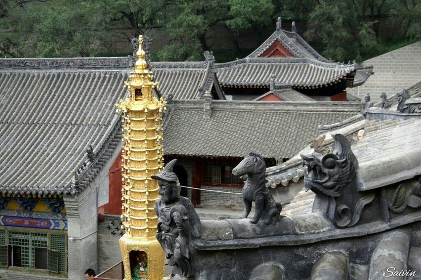 Temple Buddhist Temple EyeEm Best Shots Seeing The Sights EyeEm EyeEm Best Edits Bronze Traveling Wutaishan Mount Wutai EyeEm China Ladyphotographerofthemonth The Architect - 2016 EyeEm Awards