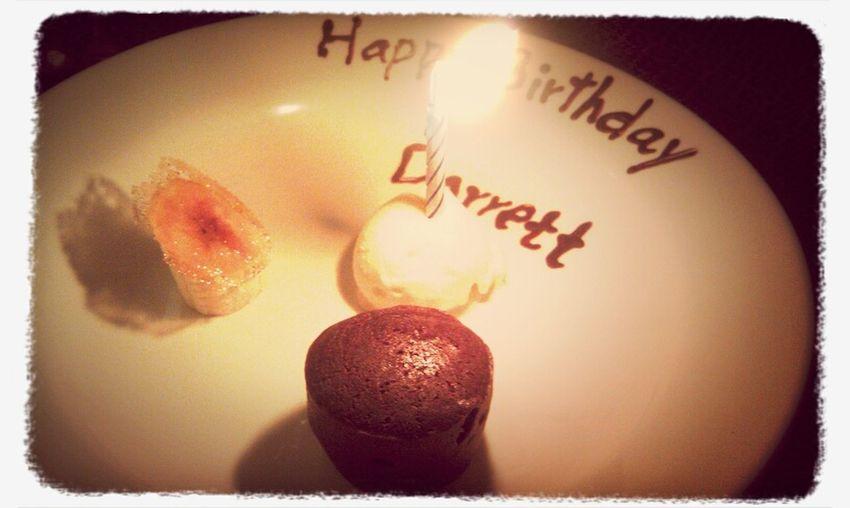 Happy Birthday, Honey Barrett