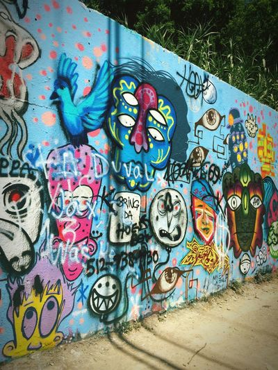 Graffiti Street Art Spray Paint Graffiti Park First Eyeem Photo EyeEmNewHere