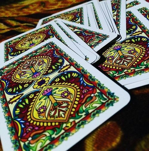 ♣ Cards احلى_شي