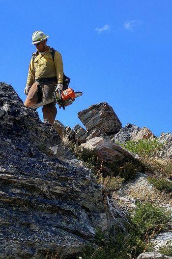 Missing fire season! Wildlandfirefighter