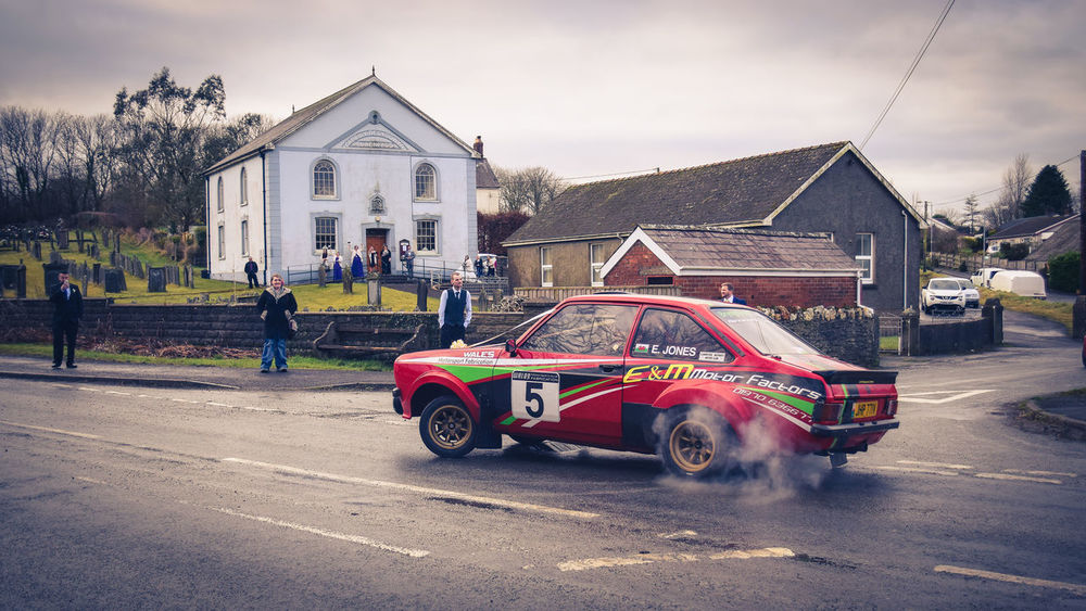 Rally Rally Car Rallynokialumia Escortmk2 Cars Rally 2016 Church