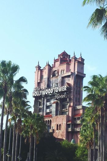 Hollywood Tower of Terror, Orlando 2016