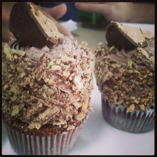 Cupcake Chocolate Santotrigo