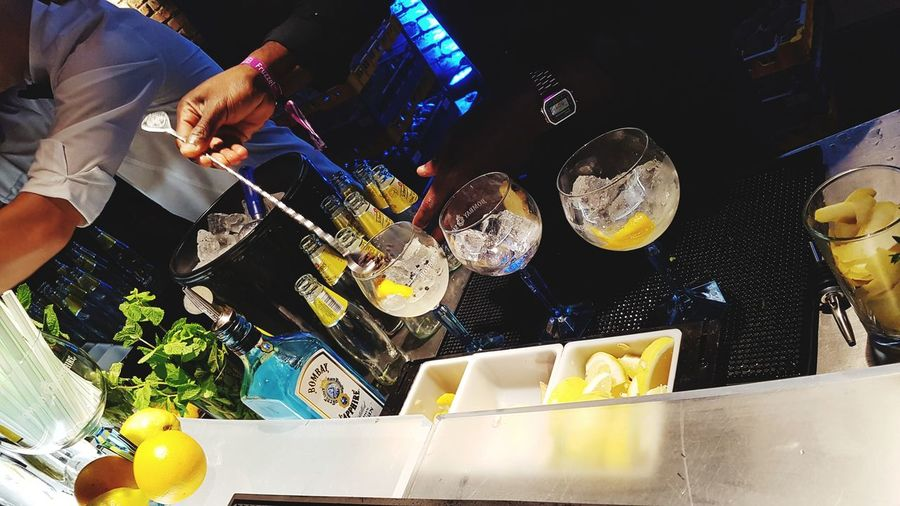 Art Of Drinking Bombay Sapphire Gin And Tonic Yummy In My Tummy Drunkinlove Dmexco Cologne OM Club  Best Party ❤ Schweppes