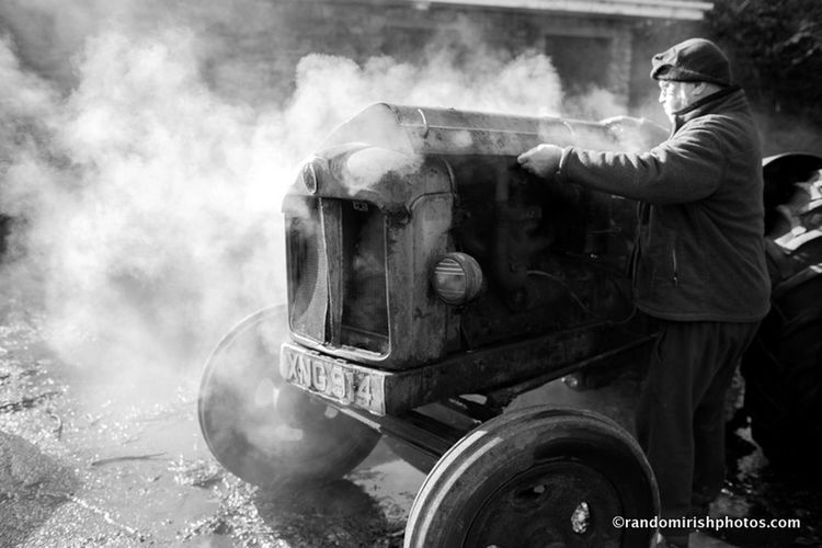 Under Pressure Eye4black&white  Rural Ireland EE_Daily: Black And White Cork