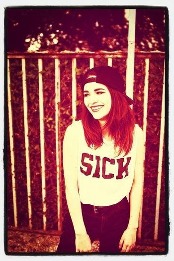SICK Sickgirl Girl Hair