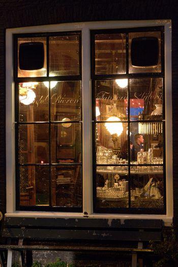 Amsterdam Cafe De Druif