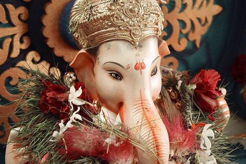 Ganesh Chaturthi Adieu GaneshChaturthi Ganapati Trunk LordGanesha Indiapictures
