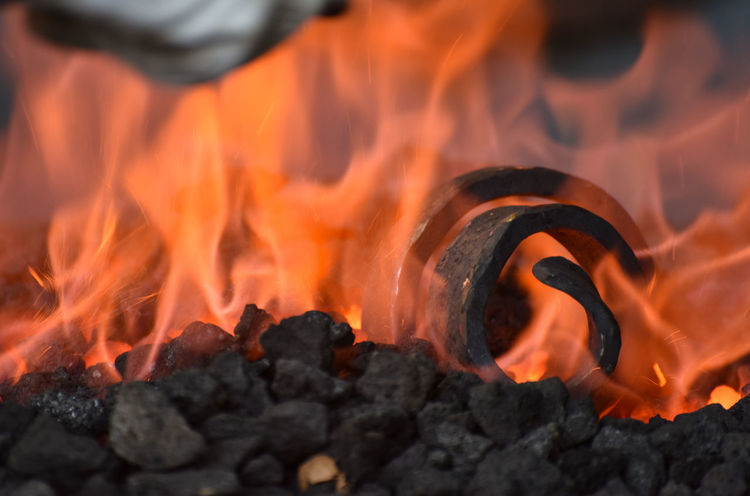 Blacksmith  Crafts European Biennial Art Of The Blacksmith Fire Forge  Hammer Iron Metal Traditions World Championship Of The Blacksmiths
