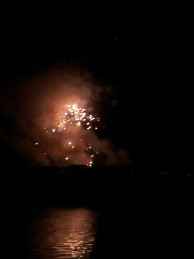 Night Fireworks Nightphotography Sky