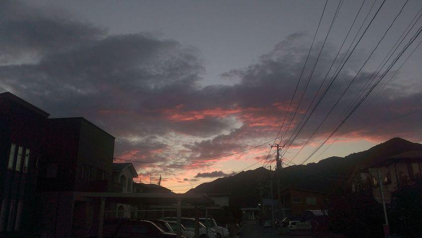 Clouds And Sky Sunrise Porn